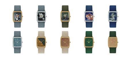 LAPSラプス 腕時計