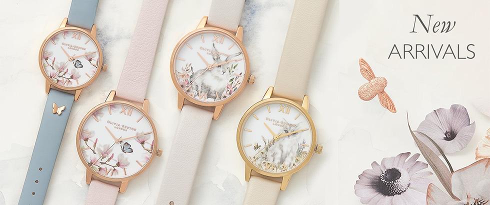オリビアバートン2018春の新作腕時計