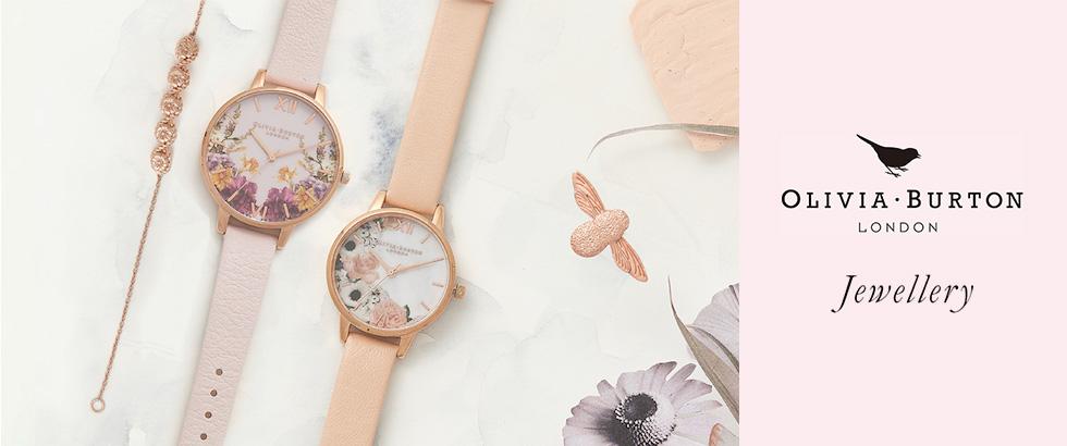 オリビア・バートンから、時計と一緒に楽しむアクセサリーが初登場|オリビアバートン(OLIVIA BURTON)