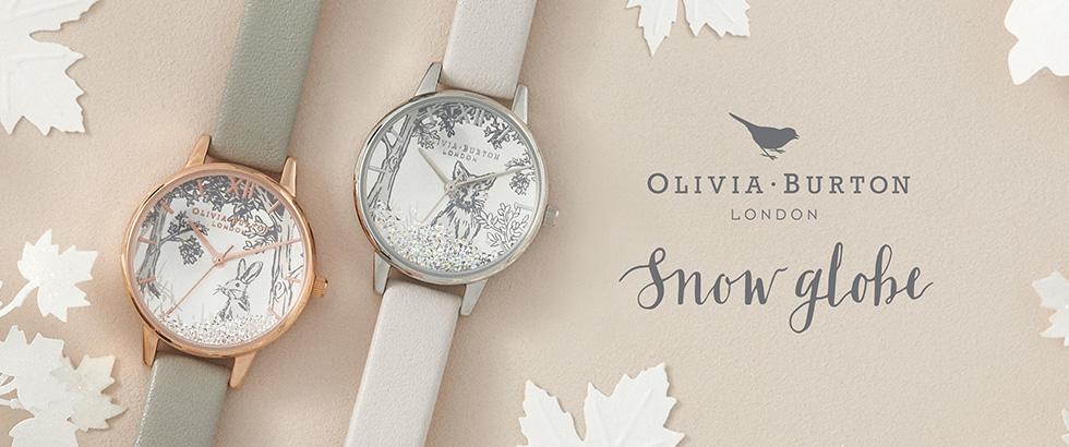 ホリデーシーズンにオススメする新作腕時計&アクセ|OLIVIA BURTON(オリビアバートン)