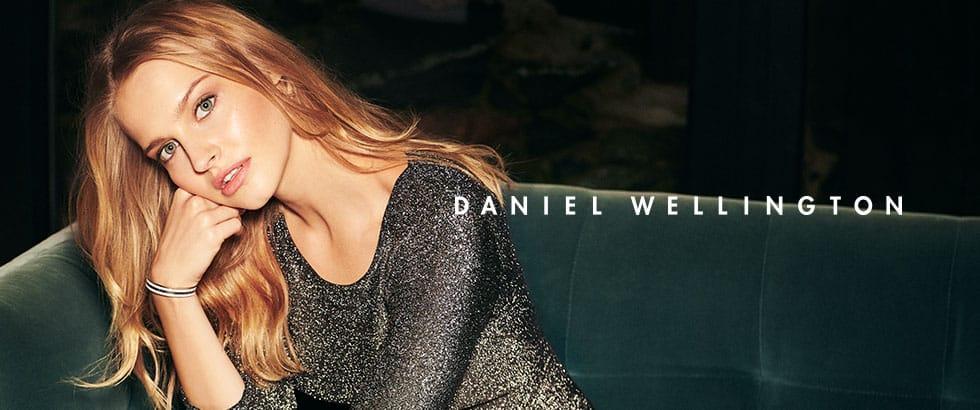 Daniel Wellington 腕時計&ストラップ多数追加