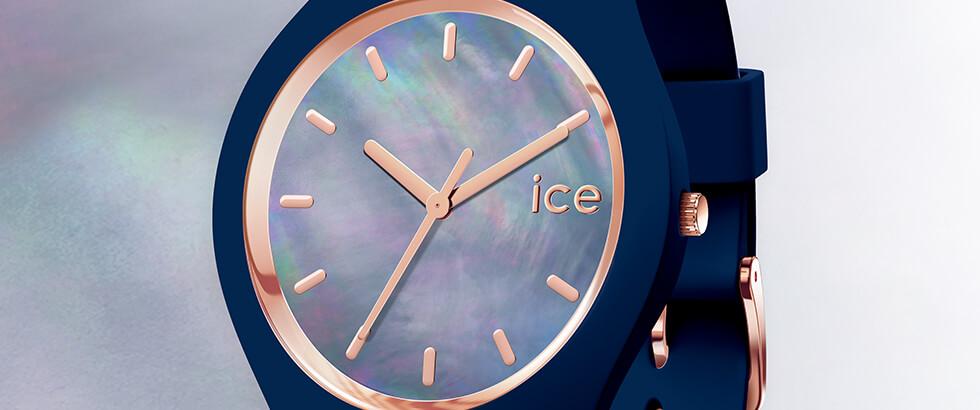 アイスウォッチ新作「アイス パール」は全てが1点もの。 神秘的な輝きを放つ真珠貝を文字盤に|ICE-WATCH(アイスウォッチ)