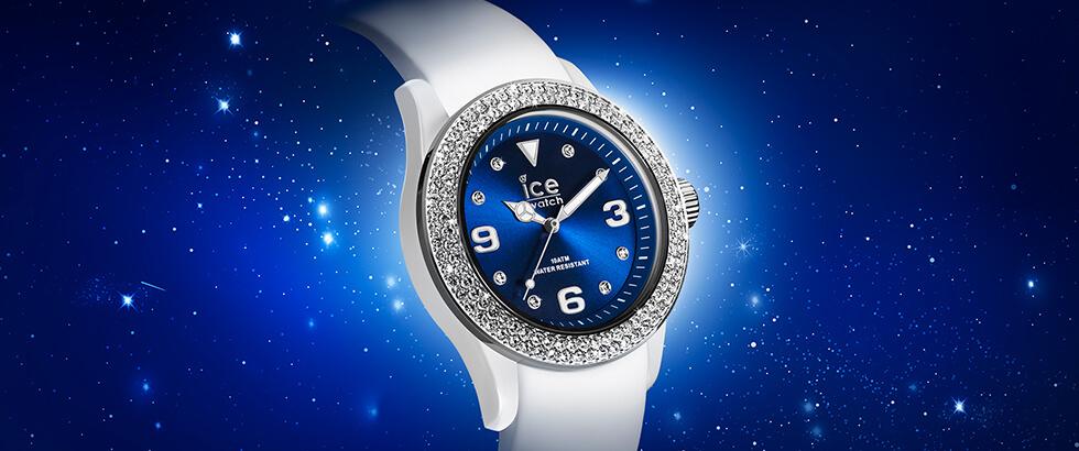 スワロフスキークリスタルを贅沢に使用した新作「アイス スター(ICE star)」を発売|ICE-WATCH(アイスウォッチ)
