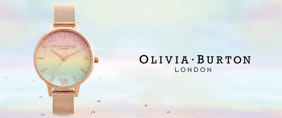 「オリビア・バートン」より、2020年第一弾の最新作、爽やかレトロなシリーズが一挙に登場|オリビアバートン(Olivia Burton)