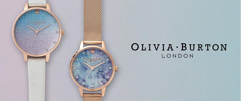 「オリビア・バートン」より煌びやかに輝く爽やかな春夏コレクションが新登場 |オリビアバートン(Olivia Burton)
