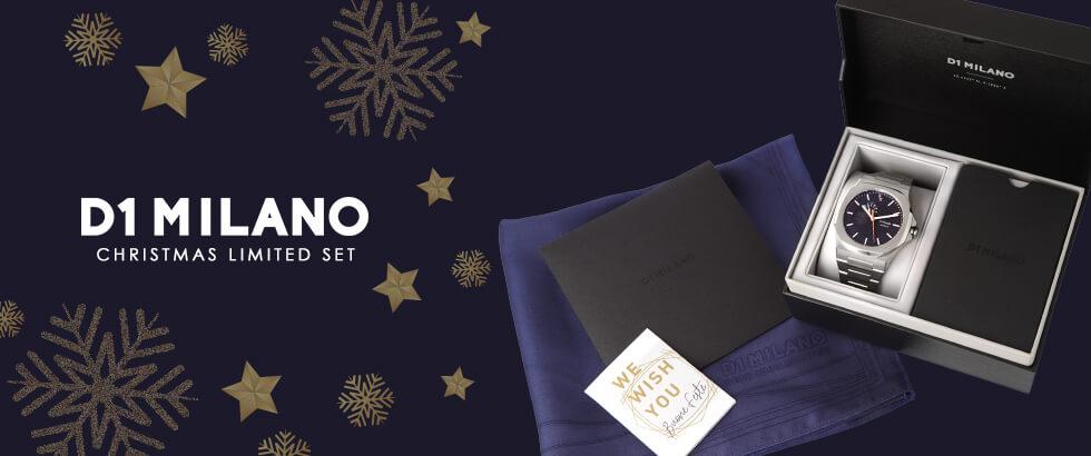 イタリアのミラノで生まれたウォッチブランド「D1 MILANO」よりブランド初のチタン素材を採用したオートマチックウォッチが登場|D1 MILANO(ディーワンミラノ)