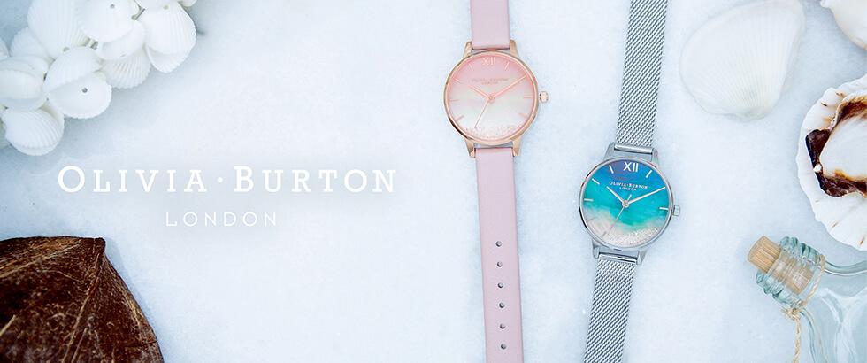 「オリビア・バートン」より、煌めくクリスタルがリュクスな雰囲気で夏を彩る最新作が登場|オリビアバートン(Olivia Burton)